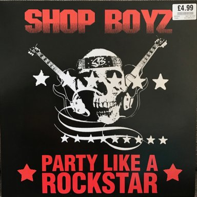 Party Like A Rock Star (Inst)